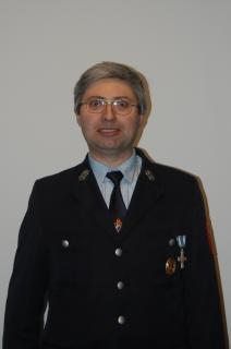 Gerhard Landes - 1. Vorstand - FF Baar Schwaben